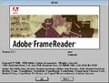 Adobe FrameReader 5