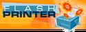 Flash Printer logo