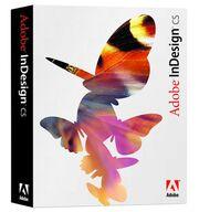 Adobe InDesign CS box