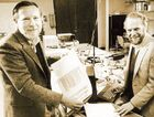 Charles Geschke and John Warnock 1982