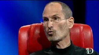 D8 Video Steve Jobs on Flash 2010