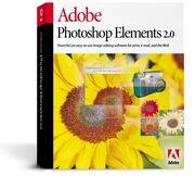 Adobe Photoshop Elements 2.0 box