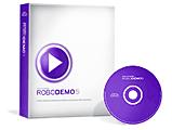 Macromedia RoboDemo 5 box