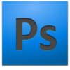 Adobe Photoshop CS4 icon+shadow