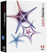 Adobe GoLive CS2 box