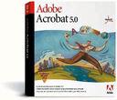 Adobe Acrobat 5.0 box