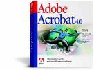 Adobe Acrobat 4.0 box+shadow