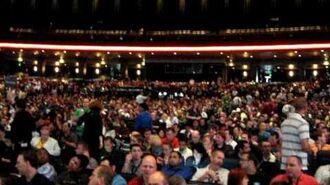 Adobe Max 2009, auditorio Plaza Nokia