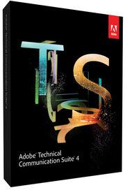Adobe Technical Communication Suite 4 box