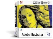 Adobe Illustrator 4.1 box