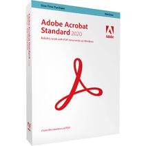 Adobe Acrobat Standard 2020 DVD box