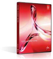 Adobe Acrobat X Pro case for Windows