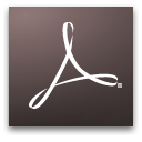 Adobe Acrobat Distiller 8 icon