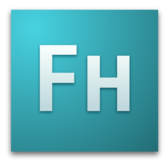 Adobe FreeHand 11 CS3 icon