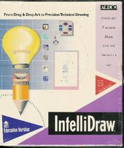 Aldus IntelliDraw 2.0 Education box