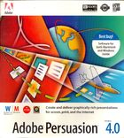 Adobe Persuasion 4.0 cover front
