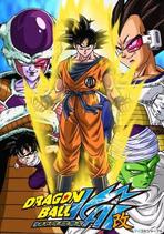 Dragon Ball Kai Poster Art