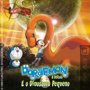 Doraemon e o dinosauro pequeno