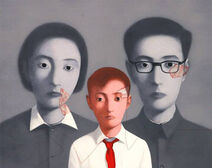 ZhangXiaogang bigfamily
