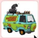 Mystery machine in a players inv @itzaderpyWOLF
