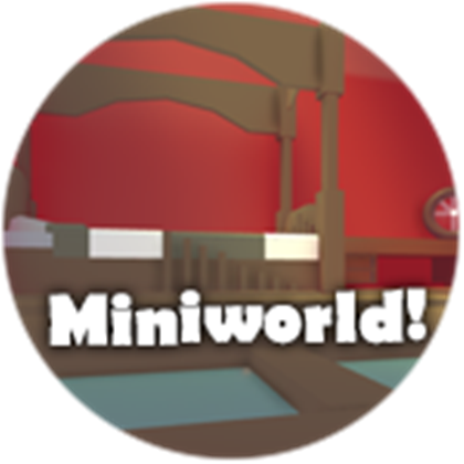 Miniworld obby badge