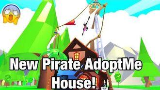 NEW AdoptMe Pirate House! Roblox AdoptMe