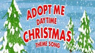 Adopt Me Christmas Theme