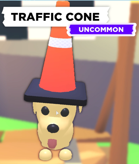 Traffic Cone Adopt Me Wiki Fandom