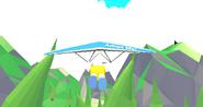 Glider fly