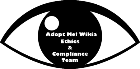 Adopt Me! Wikia Ethics and Compliance Team Logo