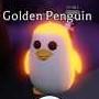 Neon GoldenPenguin