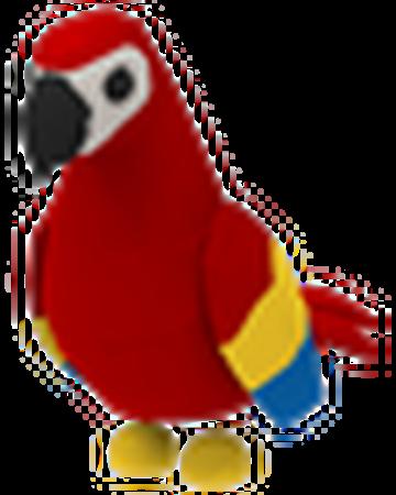 Parrot Adopt Me Wiki Fandom
