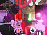 Creepy Balloon