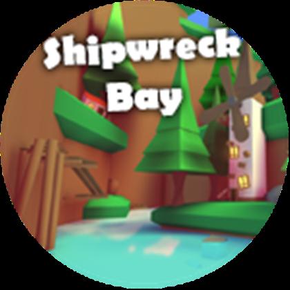 Shipwreck Bay obby badge