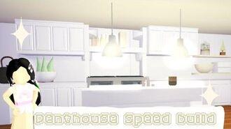 Adopt me penthouse- SPEED BUILD PT-1