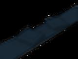 Black Snowboard