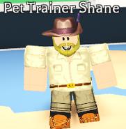 Pet Trainer Shane