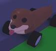 Dogmobile night