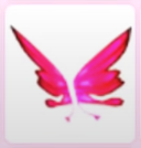 AM Pink Butterfly Wings inventory