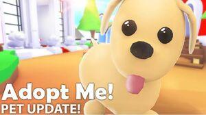 Adopt Me! Pero Update