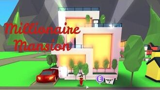 MILLIONAIRE MANSION (Roblox Adopt me) House Tour Its SugarCoffee