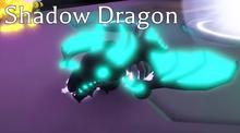 Mega Neon Shadow Dragon