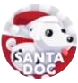 AM Santa Dog icon