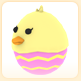 AM chick plush