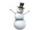 Snowman Rattle