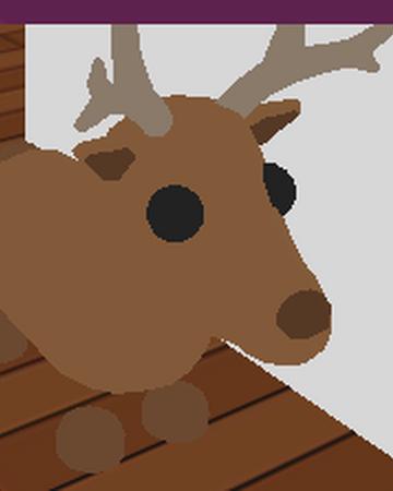 Reindeer Adopt Me Wiki Fandom