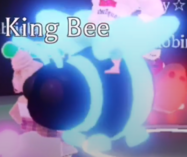 Mega Neon King Bee