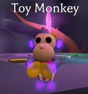 Mega Neon Toy Monkey