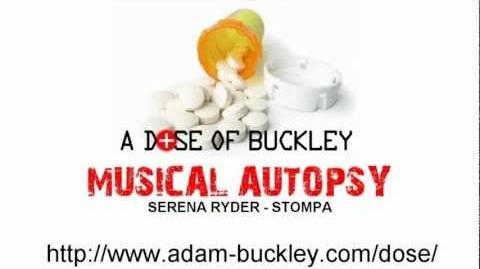 Serena Ryder - Stompa | A Dose of Buckley Wiki | FANDOM powered by Wikia