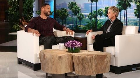 Will Smith on Being Sexy